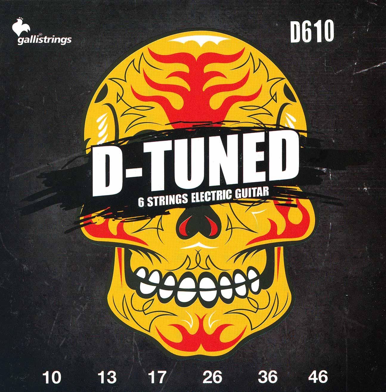 D610 - 6 strings Regular