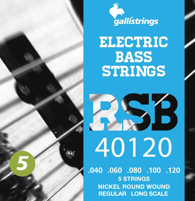 RSB40120 5 strings Regular