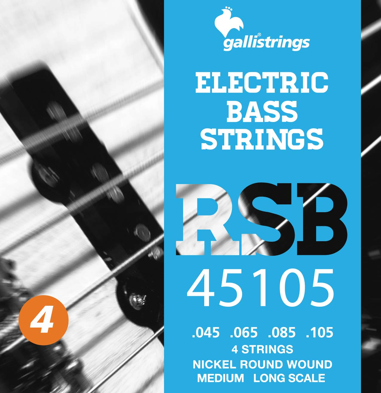 RSB45105  4 strings  Medium
