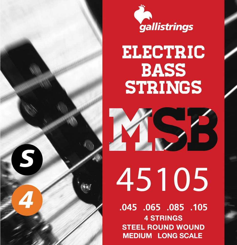 S-MSB45105 4 Strings Double Ball