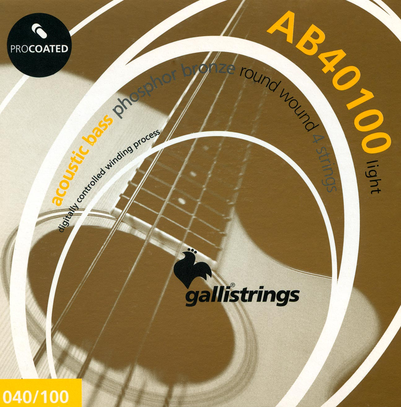 AB40100 Light - 4 strings